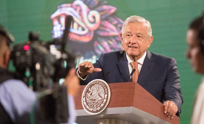 cuartoscuro 810642 digital - La conferencia de AMLO del 16 de abril es retirada de las redes sociales del Gobierno de México