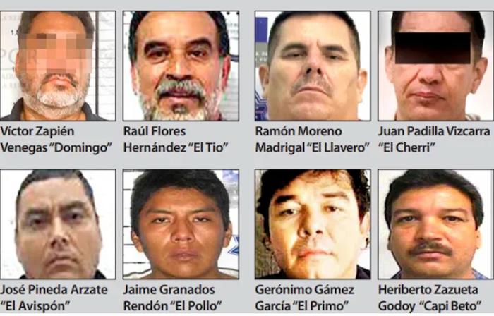 extradicion amlo - México ha extraditado a 44 capos con AMLO. EU reclama a otros 86 y de ellos, 25 no están detenidos #AMLO