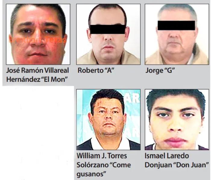 extradicion zeta - México ha extraditado a 44 capos con AMLO. EU reclama a otros 86 y de ellos, 25 no están detenidos #AMLO