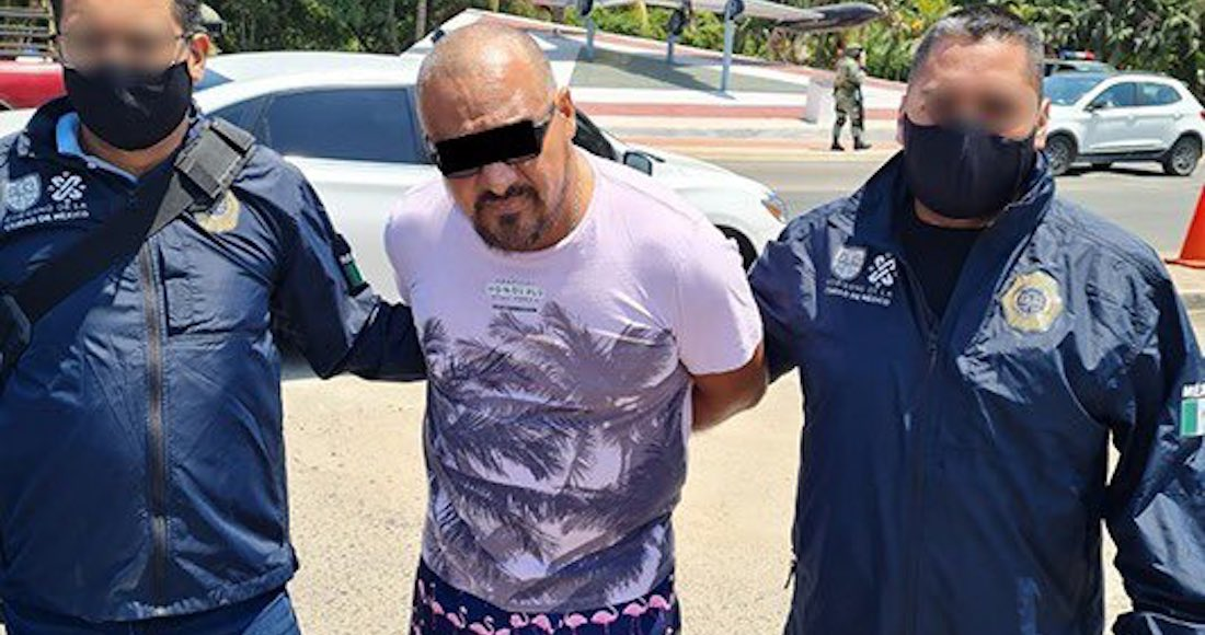 """eyuriipvoaianje - Ayer cayó """"El Fabián"""" en Acapulco. Hoy su hermano es detenido en la Alcaldía Cuauhtémoc de la CdMx"""