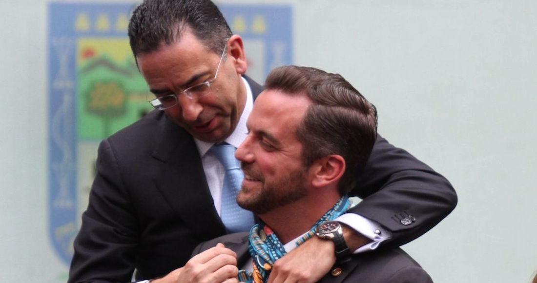 El exsenador Jorge Luis Lavalle es vinculado a proceso por caso Odebrecht;  continuará en prisión | SinEmbargo MX