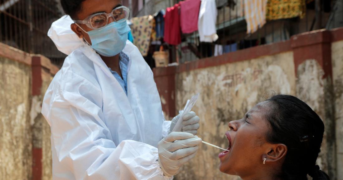 El mundo vive el peor pico de la pandemia: los casos de COVID se duplicaron en 2 meses, dice OMS