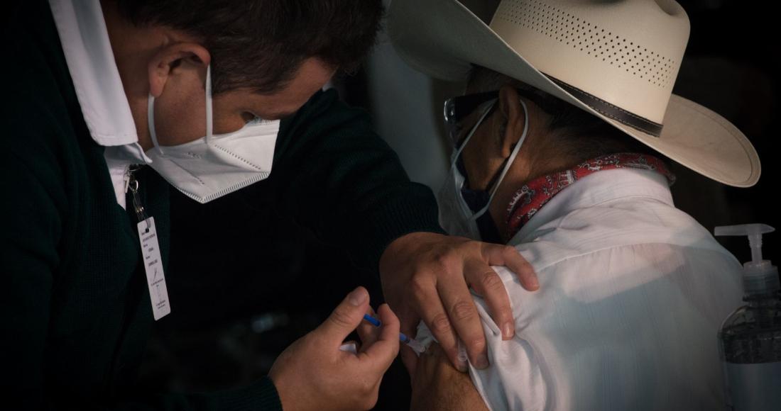 se 0404 - México recibe 487 mil 500 dosis más de vacunas envasadas contra COVID-19 de PfizerBioNTech