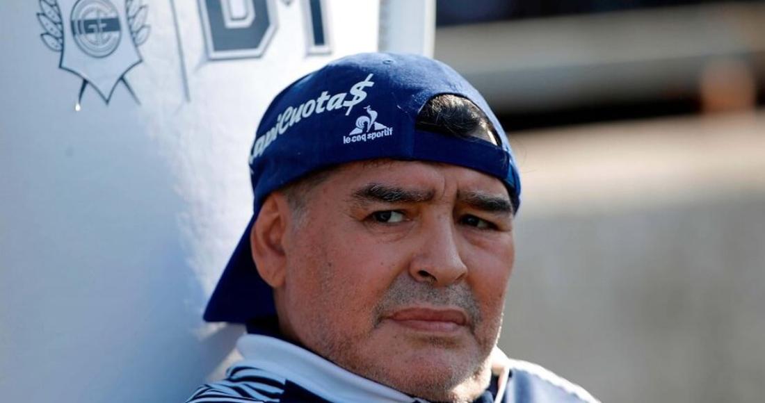 se 0504 22 - Coordinador de enfermeros de Maradona asegura que nunca vio al futbolista
