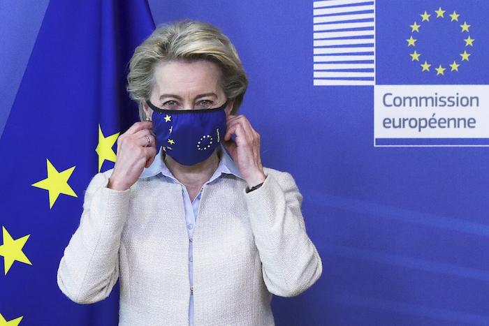 Fotos de Ursula von der Leyen de la Unión Europea