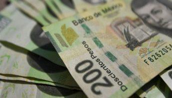 Aspectos de billetes de 200 pesos