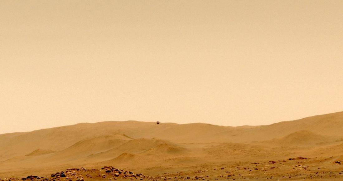 Ingenuity-Marte