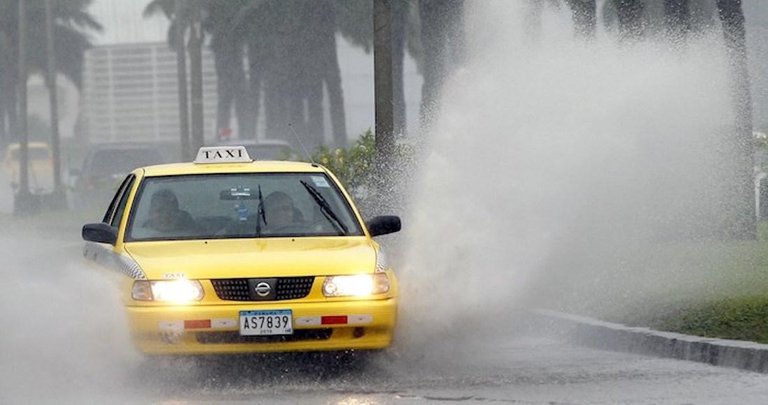 """huracan eta - La tormenta tropical """"Blanca"""" se aleja de las costas mexicanas"""