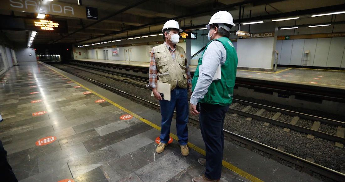 linea 12 1 - ¡No se te pase! Metro Zócalo de la CdMx estará cerrado por visita de Kamala