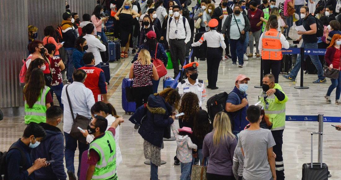 Turismo internacional en México crece 199% interanual en abril: Inegi |  SinEmbargo MX