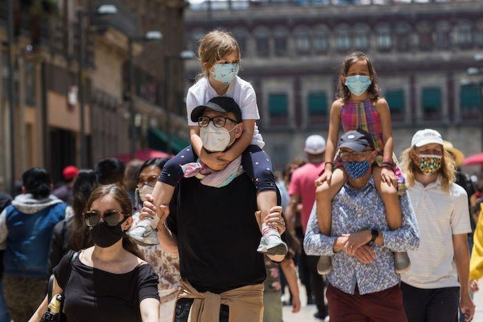 cuartoscuro 820660 digital - México celebra Día del Padre con recelo por la COVID-19 (FOTOS)