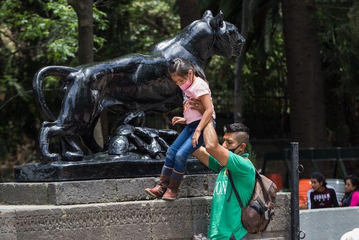 cuartoscuro 820665 digital - México celebra Día del Padre con recelo por la COVID-19 (FOTOS)