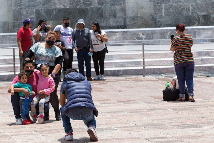 cuartoscuro 820667 digital - México celebra Día del Padre con recelo por la COVID-19 (FOTOS)