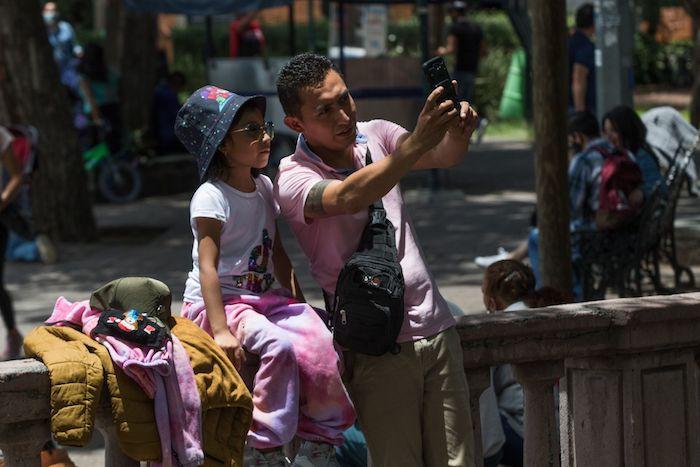 cuartoscuro 820668 digital - México celebra Día del Padre con recelo por la COVID-19 (FOTOS)