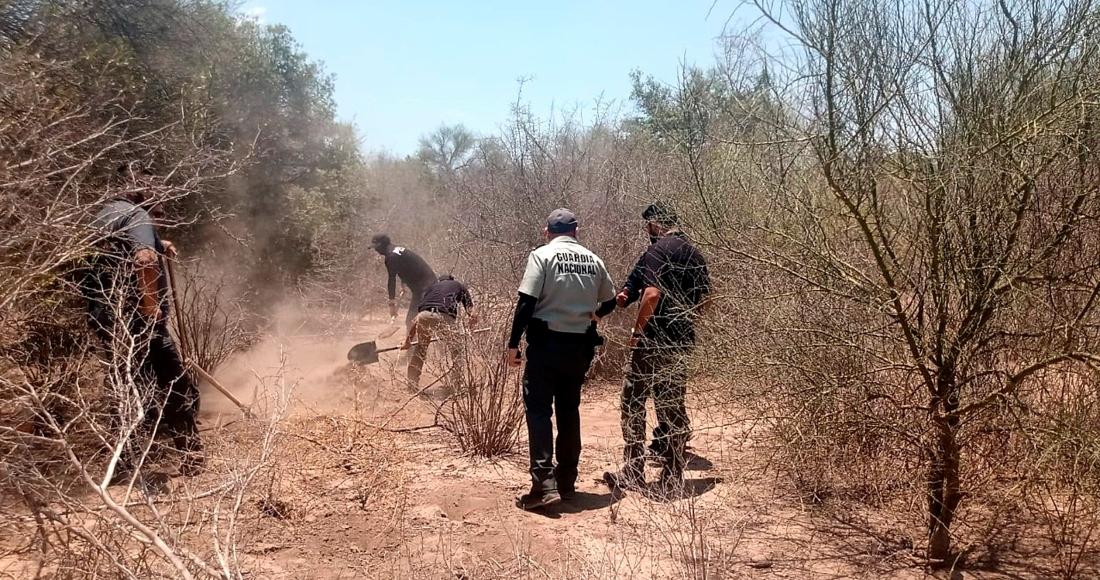 fosa clandestina guaymas - Autoridades de Sonora confirman el hallazgo de Tomás Rojo sin vida