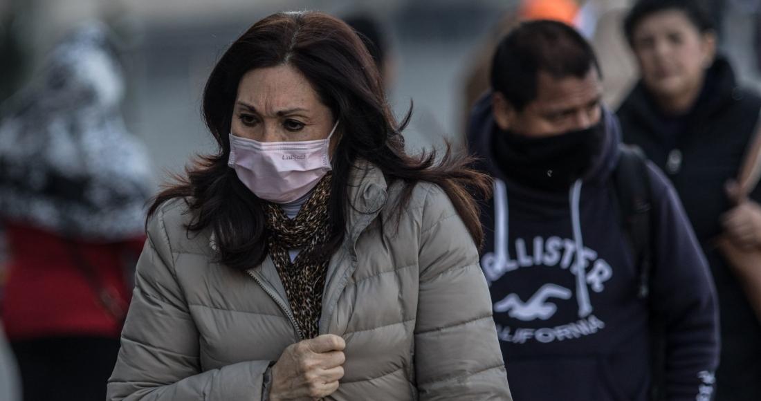 frio vida cotidiana en la cdmx - La CdMx aplicará vacunas COVID a adultos de 40 años en Iztapalapa