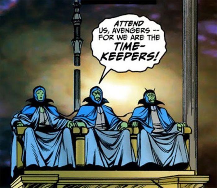 guardianes del tiempo - ¿Quiénes son los Guardianes del Tiempo presentados en Loki?