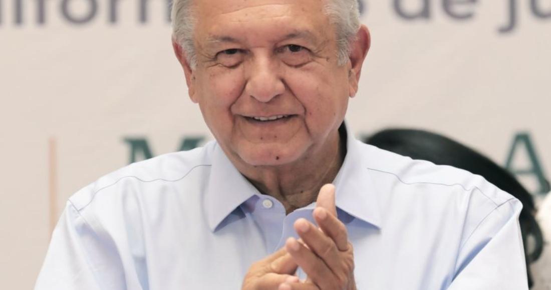 lopez obrador - México trabaja con EU para ampliar actividades esenciales, dice Ebrard
