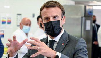 Macron-incidente