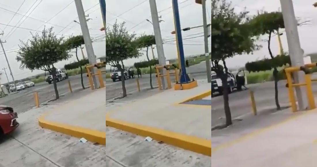 """nuevos enfrentamientos reynosa - VIDEO: """"La orden era calentar"""" Reynosa, dice presunto sicario"""