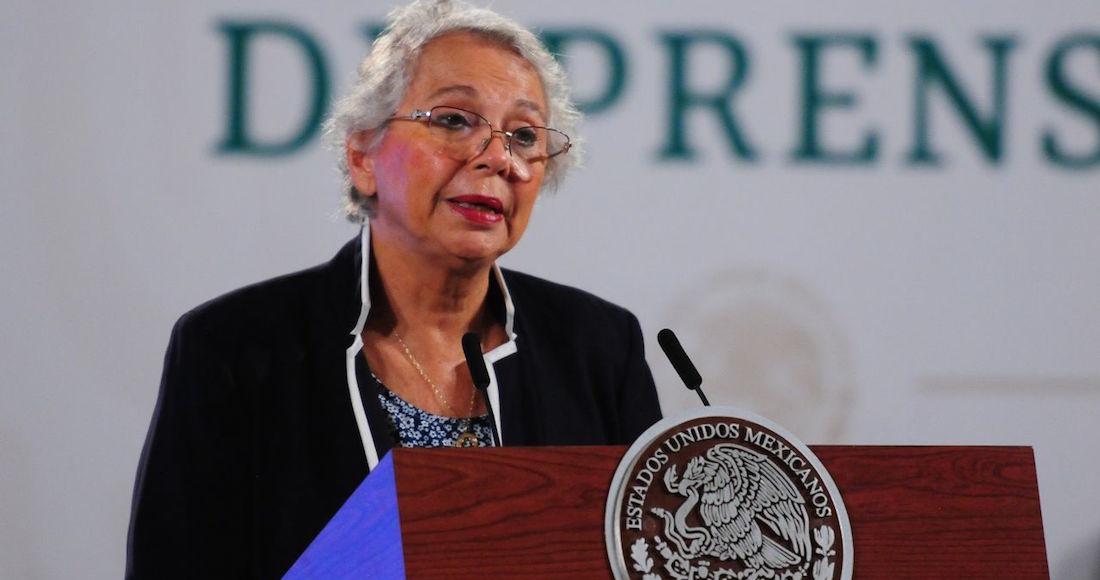 olga sanchez cordero - AMLO analizará cambios en su Gabinete después de las elecciones
