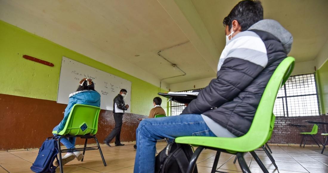 regreso a clases pre - Escuelas decidirán si suspenden clases presenciales en CdMx: SEP