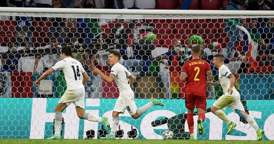 belgica itlaia - Inglaterra termina con el sueño de Ucrania y lo golea 4-0 para avanzar a semis