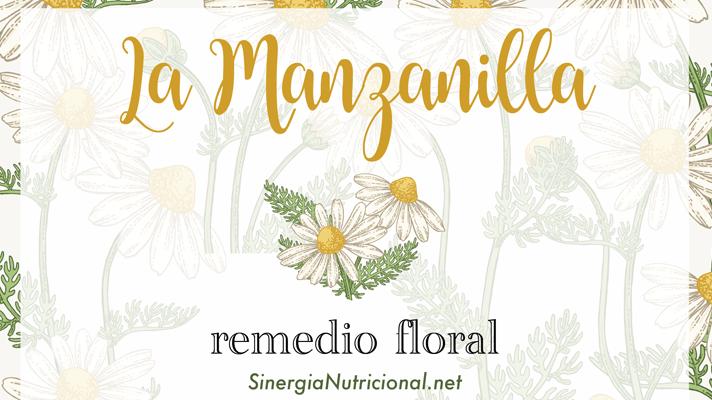 La manzanilla: remedio floral