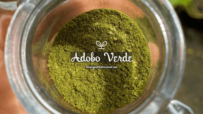 Receta: Adobo verde