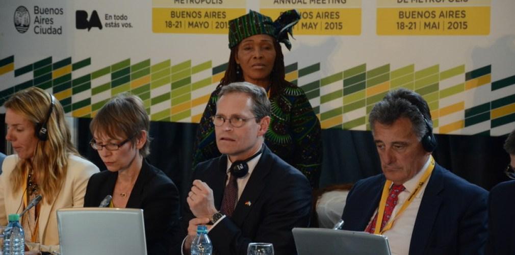 Buenos Aires acogió la última reunión anual de Metropolis