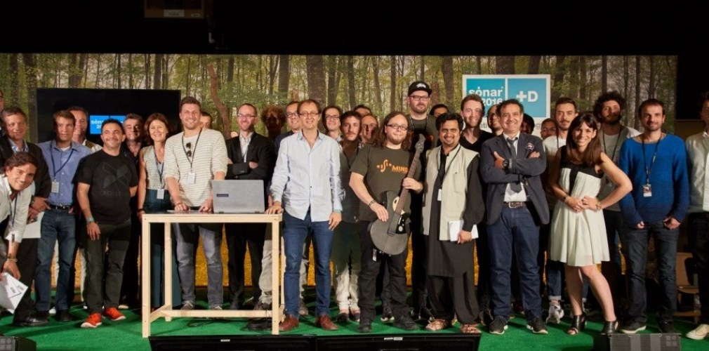 SinergiQ, key for the success of the Sonar+D Startup Garden