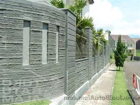 model dinding batu alam rumah minimalis tips memilih