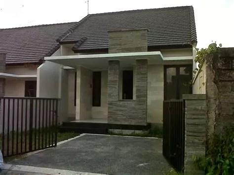 gambar aplikasi desain fasad rumah house