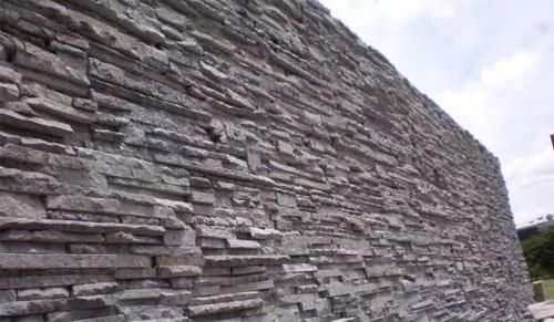 jual batu alam andesit untuk dinding
