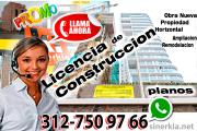Tramites para Planos y licencias de construcción