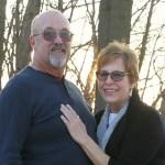 Dave & Carol Sines, owners of Sines Excavating LLC