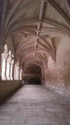 Bóveda del claustro de los Obispos, Sto. Estevo