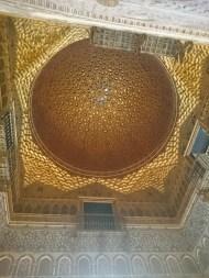 Bóveda del Salón de Embajadores