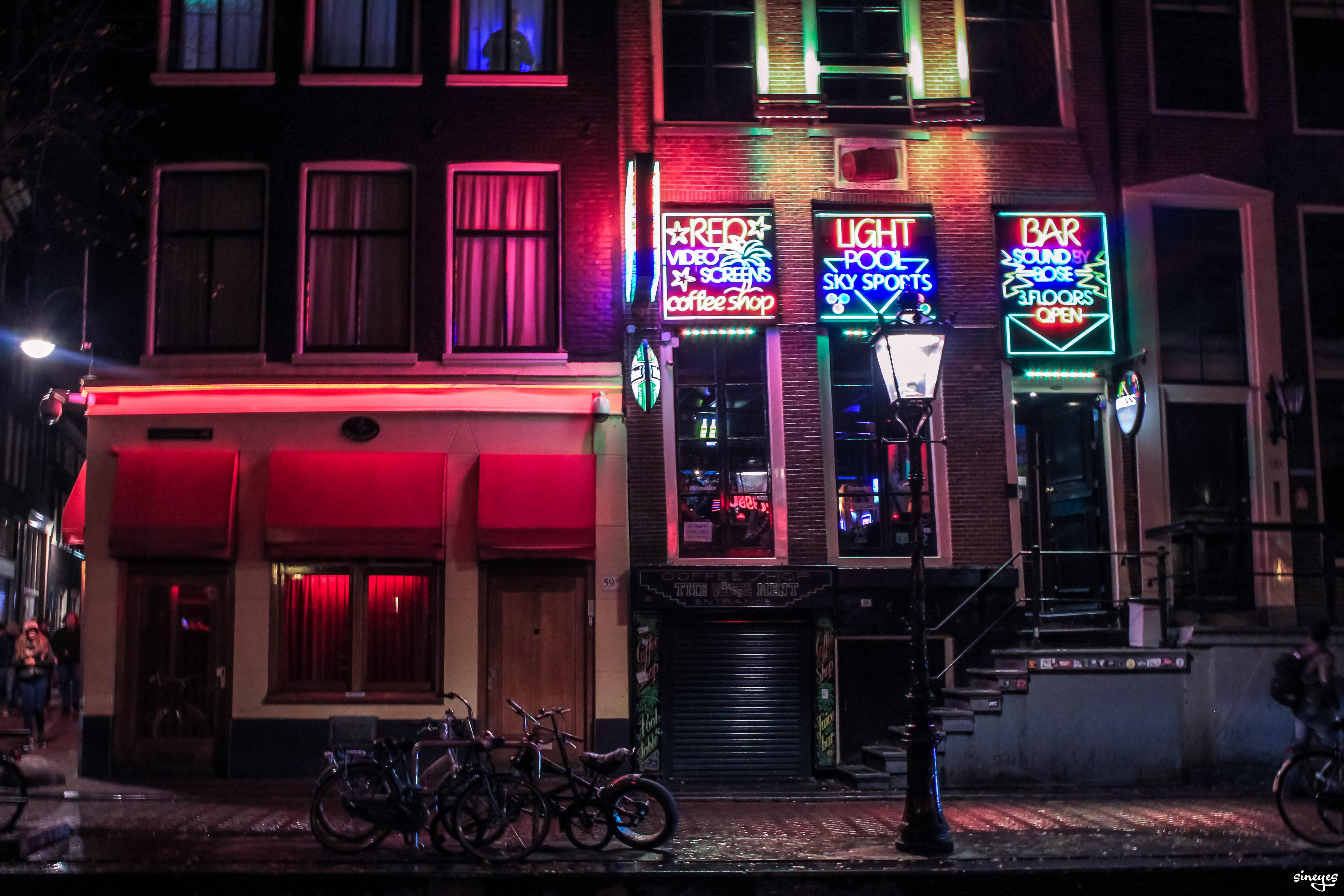 Coffee shop - Amsterdam, Pays-bas