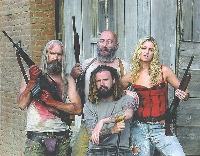 17 Behind the scenes photos of The Devil's Rejects ...