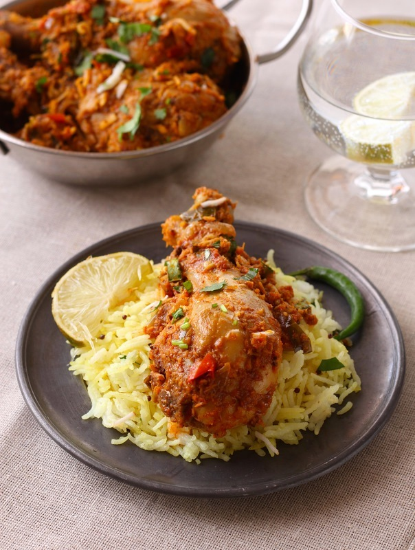 Sinfully Spicy - Chettinad Chicken