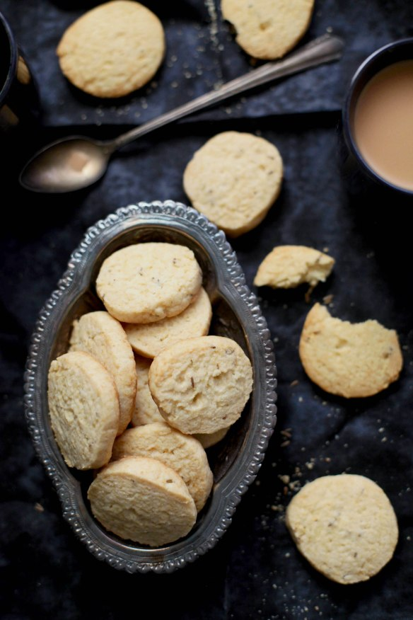 Sinfully Spicy :Jeera Biscuits 008(Buttery Cumin Cookies)
