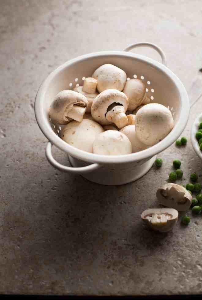 Sinfully Spicy - Mushroom Matar (peas) Stirfry02