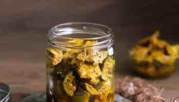Sinfully Spicy : Aam Ka Achaar, Green Mango Pickle #indian