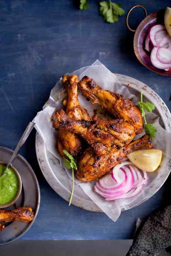 Sinfully Spicy - Tandoori Chicken #indianfood