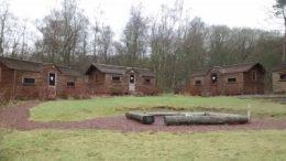 Wiston Lodge cabins