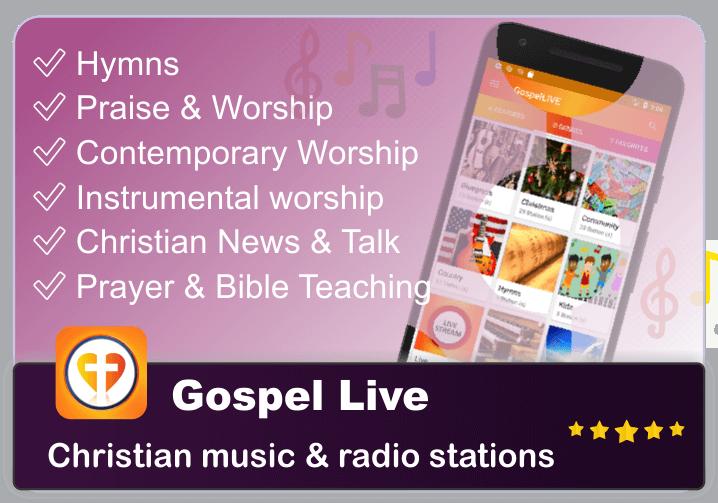 Gospel Live App