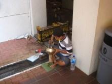 Tuning a Bonang Pot