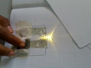 Basic Paper Circuit