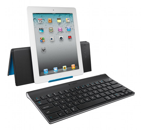 Logitech Tablet Keyboard - for iPad